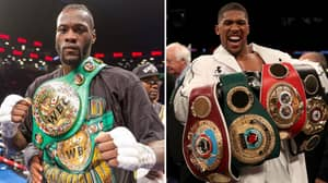Deontay Wilder Issues Statement Accepting Anthony Joshua's Challenge