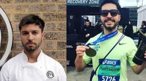 Thousands Vow To Finish London Marathon To Honour MasterChef Star