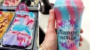 Some Genius Has Invented A Tango Ice Blast Sorbet