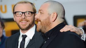 More Details Have Been Revealed On Simon Pegg And Nick Frost's 'Secret' Project