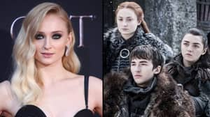 Sophie Turner's Tattoo Spoiled Finale Of Game Of Thrones Almost A Year Ago