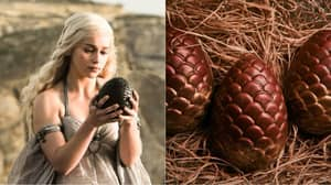 These Dragon Easter Eggs Are Great For Any 'Game Of Thrones' Fan