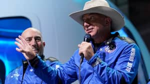 Jeff Bezos Is Not An Astronaut, Says Federal Aviation Authority