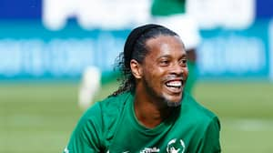 Ronaldinho Denies Rumours He's Set To Marry Two Women In August