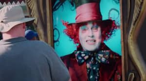 Johnny Depp Plays Brilliant Prank On Disneyland Visitors