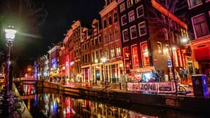 Amsterdam's Red Light District To Reopen On Wednesday