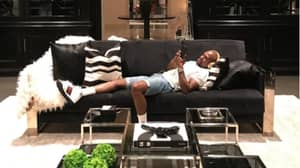 Mayweather Shows Off $25m 'Beverly Hills Castle' And His Watch Collection