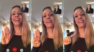 Women's Foundation Shares Hand Signal That Shows You're In Danger