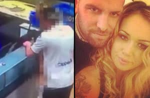 Couple Caught On CCTV Shagging In A Domino's Explain Why They Did It