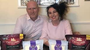 Man Eats Six Kilos Of Cheese A Week But Still Has 'Eight Pack'