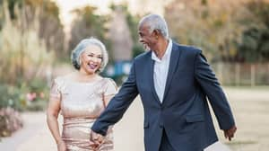 Cancer-Surviving Couple Celebrate 47 Years Of Marriage With Photoshoot