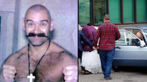 Britain's Most Notorious Prisoner Charles Bronson Gets Married in Jail