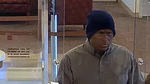 Man Arrested After Attempting To Rob Bank In 'Blackface'