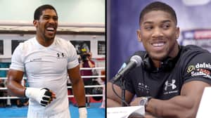 Everything Anthony Joshua Eats On His Training Day Diet