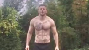 People Have Just Found Out That Chris Evans Has Tattoos