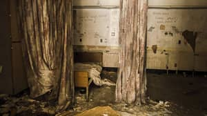 Photographer Shares Eerie Snaps From Inside Abandoned Medical Institutions