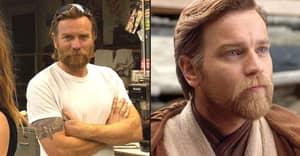 Ewan McGregor Has Regrown His Obi-Wan Kenobi Beard