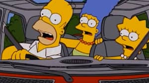 The Simpsons Foreshadowed Americans Not Being Able To Use Roundabout In Viral Video
