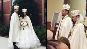 African Prince Finds Himself An American Princess