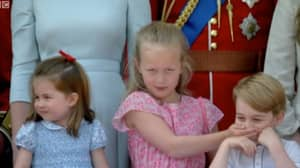 Prince George's Cousin Is Not A Fan Of Him Singing The National Anthem