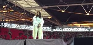 Wembley Was Half Empty For Rihanna's London Show