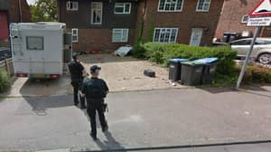 House Hunters Spot Armed Police Outside £375,000 Property On Google Maps