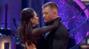 Adam Peaty Responds After Strictly Viewers Claimed He 'Almost Kissed' Dance Partner