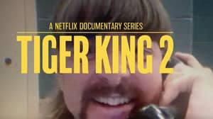 Netflix Announces The Release Date For The Second Series Of Tiger King