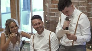 Groom's Little Brother Leaves Room In Tears With Emotional Wedding Speech