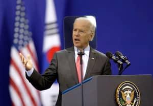 Joe Biden To Teach At The University Donald Trump Graduated From