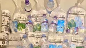Volunteers Are Handing Out Packs Of Coronavirus Supplies To UK's Homeless Community