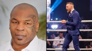 Mike Tyson Reckons McGregor Will 'Get Killed' In Fight With Mayweather
