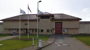 Prisoner Caught With A Phone Up His Bum Said It Wasn't His