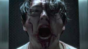 'The Walking Dead's' Steven Yeun Gets Even Bloodier In 'Mayhem' Trailer
