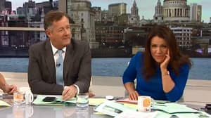 Susanna Reid Put Piers Morgan In His Place And It Was Amazing