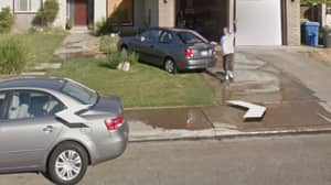 People Are Sharing Pictures Of Deceased Loved Ones They've Found On Google Street View