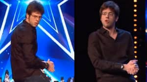 Man Who Can Fart With His Hands Gets Four Yeses On BGT