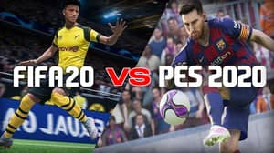 FIFA 20 Vs PES 2020: Do The Reviews Show Which Is Best?