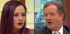 Piers Morgan Embarrasses Woman And Reduces Her To Tears On Live TV