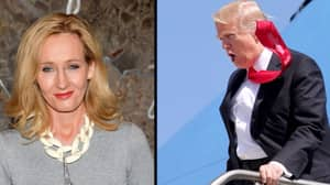 J.K. Rowling Insulted Donald Trump In The Most British Way Ever