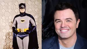 Seth MacFarlane Posts Touching Tribute To Adam West Following His Death