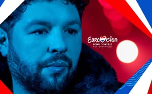 Who Is The UK's Eurovision 2021 Entry James Newman?