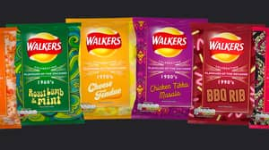 ​Walkers Launches Six New Crisp Flavours For 70th Anniversary