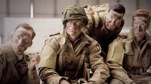 Band Of Brothers Sequel Masters Of The Air Has Started Filming