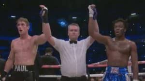 KSI And Logan Paul DRAW In Their Long-Awaited YouTube Boxing Match