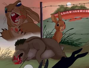 People Weren't Happy With Channel 5's Decision To Air 'Watership Down' During Easter Sunday