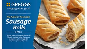 Iceland Are Increasing Their Greggs Stock While The Bakeries Are Closed