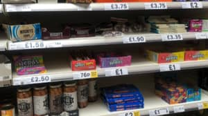 US Reacts To 'American Food Aisle' In Tesco