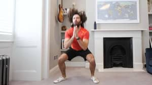 Joe Wicks Farts During PE Livestream In Front Of 800,000 People