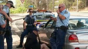 Aussie Rapist On The Run Taunts Police To Come Get Him, Is Promptly Arrested
